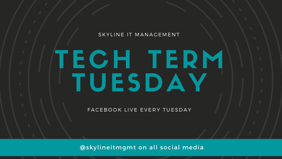 Tech Term Tuesday – Backup